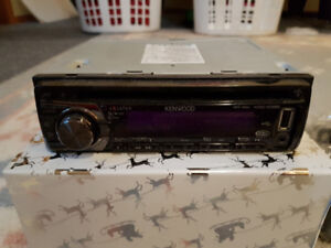 Kenwood Auto Stereo Deck