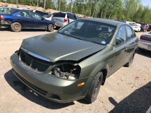 2004 CHEVROLET Optra LS ** FOR PARTS ** INSIDE & OUTSIDE **