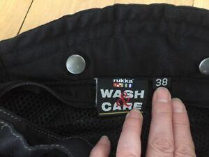 Manteau et pantalon de moto pour femme Small