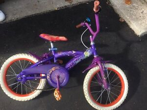Kids girl bike