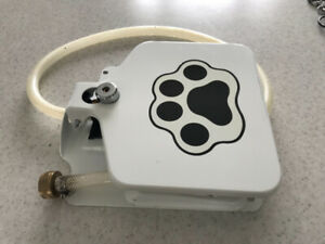 Pet watering drinking system