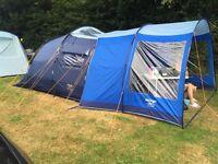 Vango Yukon 400 tent packege