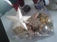 Gorgeous sets Xmas Tree decorations