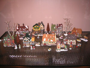 Dickens Village Collection