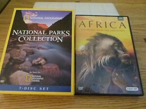 National Geographic Parks & BBC-Africa / MAKE AN OFFER!