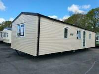 Static caravan brand new Willerby Mistral 34x12 2bed DG/CH - Free UK delivery.