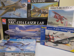 Model Kits, Collectible Toys