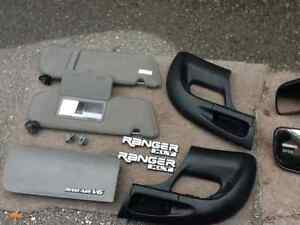 1996 Ford Ranger XLR parts