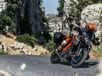 KTM 1290 Super Duke GT EXPLORER EDITION- Touring Kit, ergo seats, EXCLUSIVE