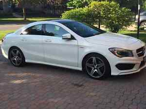 2015 MB CLA250 AMG Lease Takeover only $510
