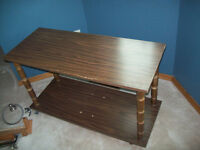 "TV stand or shelf / table 15 x 36 and 28"" tall"