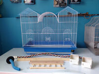 Bird cage for sale with accessories