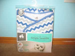 Brand New (0-3 month) Simple Swaddle Bag