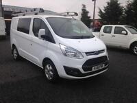 Ford Transit Custom limited 6 seater 2.2TDCi 125PS 270 L1H1