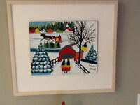 Maud Lewis Paintings Wanted