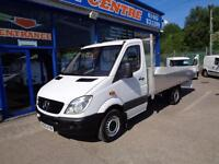 2010 MERCEDES SPRINTER 313 CDI TIPPER BRAND NEW 14 FT BED TIPPER DIESEL