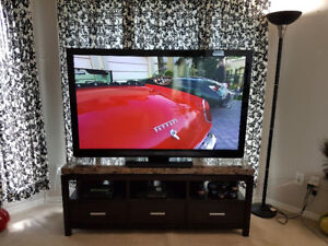 "60"" 1080p Plasma HDTV. Like New Shape!!**"