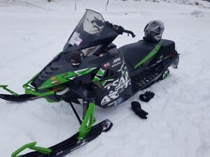 2015 Arctic Cat ZR9000
