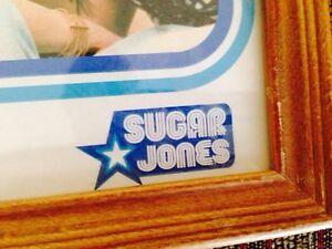 Sugar jones autographed photo Gatineau Ottawa / Gatineau Area image 2