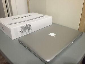 macbook pro Core i5 à 2,5 GHz avec garantie applecare