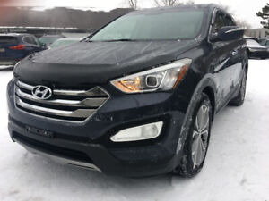 "2013 Hyundai Santa Fe Sport Limited AWD ""12 Month Warranty Incl"""