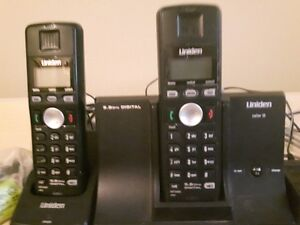 Uniden Cordless Phone (2 phones)