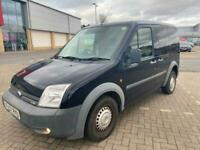 Ford Transit Connect 1.8TDCI 90 220 LX WOW JUST 43,000 MILES 1 OWNER NO VAT!!