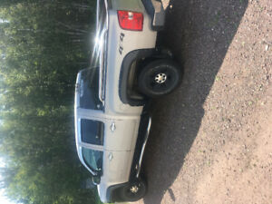 2008 Silverado wanting to trade for 4 cyl suv