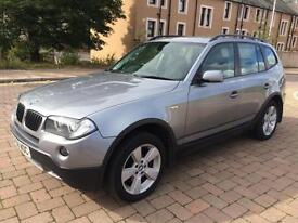 BMW X3 2.0d auto 2008MY SE - FINANCE AVAILABLE