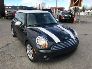 Mini Cooper Hardtop COUPE-CUIR-TOIT-MAGS-1.6L 2008