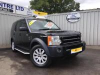 Land Rover Discovery 3 2.7TD V6 auto 2005MY SE 4X4