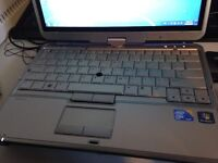 HP ELITEBOOK 2760p Tablet PC w/ DOCKING STATION (MFG Date: 2011)