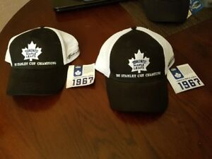 Budweiser Beer Stanley Cup Championship Hats