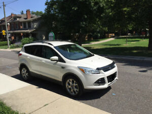 Selling 2013 Ford Escape SEL