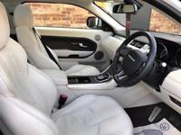2012 Land Rover Range Rover Evoque 2.2 SD4 Prestige Coupe 4x4 3dr Diesel white A
