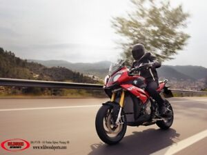 2017 BMW S1000XR Dynamic  Touring Racing Red