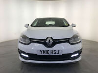 2016 RENAULT MEGANE DYNAMIQUE NAV DCI DIESEL COUPE LEATHER INTERIOR FREE TAX