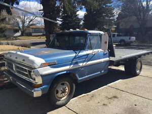 1971 Ford F-350 Flatbed