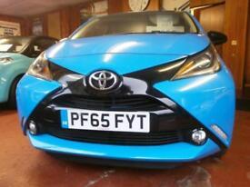 Toyota AYGO 1.0 VVT-i ( 68bhp ) ( x-nav ) 2015MY x-cite 2
