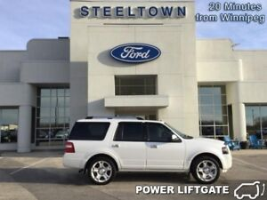 2012 Ford Expedition LIMITED AWD LEATHER  - Leather Seats