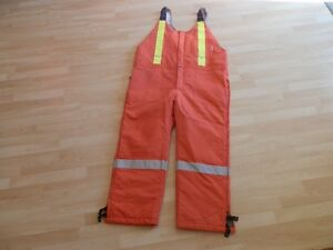 Insulated Bib Coveralls.