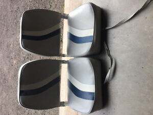 2 boat seats for sale