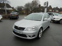 2010 Skoda Octavia 2.0 TDI CR vRS 5dr DSG 5 door Estate