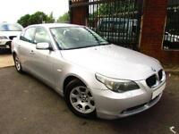 2006 BMW 5 Series 3.0 530d SE 4dr 1 OWNER EX POLICE FSH !!LOW MILES