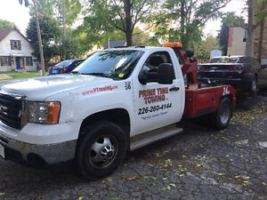 Tow Truck, Wrecker Operator    Prime Time Towing Ltd. Windsor Region Ontario image 4