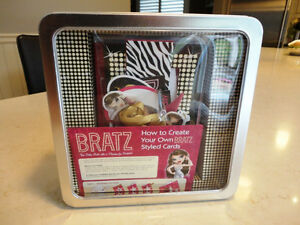 Bratz - How To Create Your Own Bratz Styled Cards - Brand New Kitchener / Waterloo Kitchener Area image 1