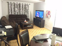 Furnished apt All inclusive 6+ ppl