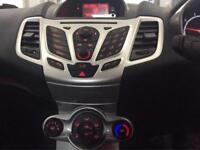 2012 Ford Fiesta 1.25 Zetec 5dr Petrol silver Manual