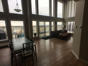 Downtown Oliver Square Penthouse Loft with Private Rooftop Patio