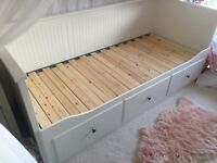 IKEA Hemnes Day Bed and Mattress